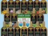 Масла растительные не рафинированные Украина - фото 2