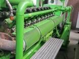 Б/У газовый двигатель Jenbacher 616 GSС87, 2000 Квт, 1997 г. - photo 5