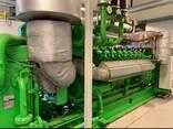 Б/У газовый двигатель Jenbacher JGS420 GSBL,1513 Квт,2016 г. - photo 3