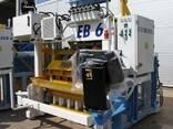 Блок машина для производства бордюров, блоков Мобил - фото 1