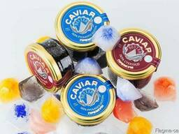 Natural black caviar of Russian sturgeon - photo 4
