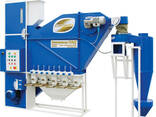 Grain cleaning machine Aeromeh CAD-4 with cyclone - photo 1