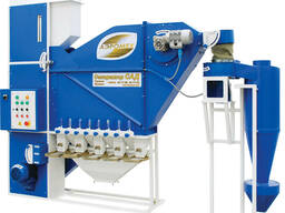 Grain cleaning machine Aeromeh CAD-4 with cyclone