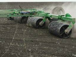 "Hydraulic foldable roller ""Land Roller"" - фото 1"