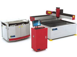 Intelligent CNC waterjet cutter machine
