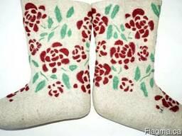 Изделия из натуральной шерсти ручной работы по адекватным - фото 4