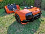 Luxury racing sofas lamborgini murcelago are designed - photo 1