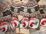 Носки шерстяные производство Россия - photo 5