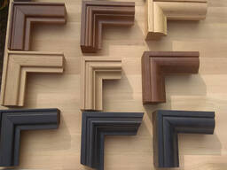 Picture frames in alder and oak, painted or natural. Any size