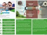 Recuperator - energy-saving ventilation system - photo 1