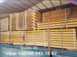 Sell planks (boards) Alder