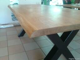 Tables of oak - photo 3